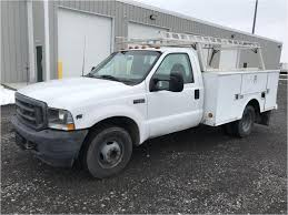 100 Ford F350 Utility Truck Service S S Mechanic S For Sale