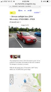 100 Craigslist Charlotte Nc Cars And Trucks By Owner Volvo Findings What Have You Found On Page 7