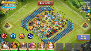 Pumpkin Duke Castle Clash 99 by Clash Blog September 2016