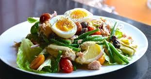 recette cuisine nicoise ma salade niçoise vous fera tomber en amour avec la cuisine