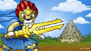 BrickArt LEGO Legends Of Chima Laval CHI Temple