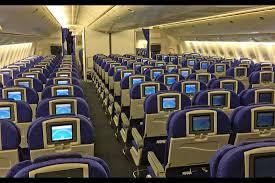boeing 777 200 sieges airways boeing 777 200 cabin tour and walk around