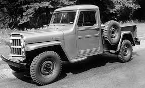 A Visual History Of Jeep Pickup Trucks: The Lineage Is Longer Than ... Is The Jeep Pickup Truck Making A Comeback Drivgline For 7500 Its Willys Time Another Fc 1962 Fc170 Exelent Frame Motif Framed Art Ideas Roadofrichescom Stinky Ass Acres Rat Rod Offroaderscom 1002cct01o1950willysjeeppiuptruckcustomfrontbumper Hot 1941 Network Other Peoples Cars Ilium Gazette Thoughts On Building Trailer Out Of Truck Bed 1959 Classic Pick Up For Sale Sale Surplus City Parts Vehicles 1950 Rebuild Jeepforumcom