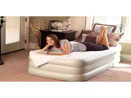 Essential Ez Bed Inflatable Guest Bed by Consumer Reports Air Mattress Coleman Air Mattress Pinterest