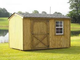 10 X 16 Shed Plans Gambrel by Custom Gable Shed Plans 10 X 16 Shed Detailed Building Plans