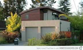Smart Placement Story Car Garage Plans Ideas by 15 Detached Modern And Contemporary Garage Design Inspiration