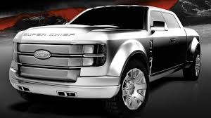 100 Ford Super Chief Truck 2006 F250 Concept We Forgot