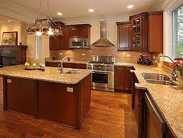 Kitchen Ideas Center Small Traditional Designs