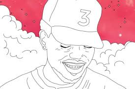 Chance The Rappers Coloring Book Is Now A Real
