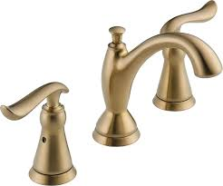 Delta Bronze Tub Faucet by Delta 3594lf Rbmpu Linden Two Handle Widespread Bathroom Faucet