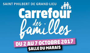 carrefour des familles du 2 au 7 octobre divers enfance et