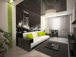 wohnzimmer wande tapezieren ideen fototapete schwarz weiss
