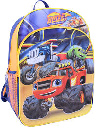 ONLINE - Nickelodeon Blaze And The Monster Machin - Walmart.com Cheap Monster Bpack Find Deals On Line At Sacvoyage School Truck Herlitz Free Shipping Personalized Book Bag Monster Truck Uno Collection 3871284058189 Fisher Price Blaze The Machines Set Truck Metal Buckle 3871284057854 Bpacks Nickelodeon Boys And The Trucks Shop New Bright 124 Remote Control Jam Grave Digger Free Sport 3871284061172 Gataric Group Herlitz Rookie Boy Bpack Navy Orange Blue