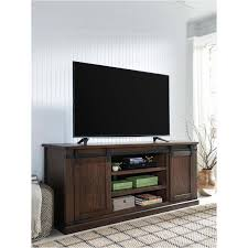 W562 68 Ashley Furniture Budmore Extra Tv Stand
