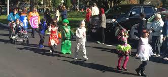 Allentown Halloween Parade 2017 by Western Salisbury Elementary Homepage