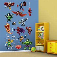 Fathead Princess Wall Decor by Fathead Super Hero Squad Wall Graphic
