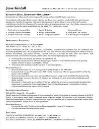 Free Restaurant Manager Resume Cover Letter Elegant Supervisor Sample