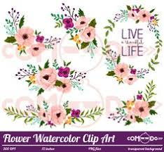 Get Well Flowers Clipart
