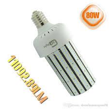 80watt led corn light bulb e40 85 265v energy saving high bay