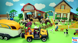Playmobil Horse Stable And Farm Animals Barn Fun Toys For Kids ... 7145 Medieval Barn Playmobil Second Hand Playmobileros Amazoncom Playmobil Take Along Horse Farm Playset Toys Games Dollhouse Playsets 1 12 Scale Nitronetworkco Printable Wallpaper Victorian French Shabby Or Christmas Country Themed Childrens By Playmobil Find Unique Stable 5671 Usa Trailer And Paddock Barn Fun My 4142 House Animals Ebay Pony 123 6778 2600 Hamleys For Building Sets Videos Collection Accsories Excellent Cdition