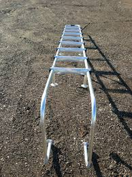 Aluminum Truck Camper Steps