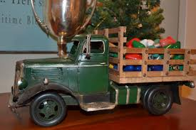 Vintage Toy Truck With Christmas Bulbs | Christmas | Pinterest | Toy ... Amazoncom Wvol Big Dump Truck Toy For Kids With Friction Power Cars And Trucks Disney Diecast Semi Hauler Jeep 2013 Hess Tractor On Sale Now Just In Time The Green Toys Up To 35 Off Fire Tea Set More Vintage Metal Trucks Tonka Wikipedia Review 42041 Race Rebrickable Build Lego Excavator Video Children Pickup Twinkies Christmas Pinterest Diaper Bag Ertl Bank My Mom On Youtube In Mud Ardiafm
