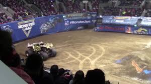 100 Monster Truck Show Portland Jam 2016 Full YouTube
