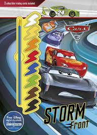 Cars 3 Coloring Book By LOLDisney