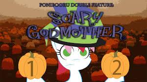 Scary Godmother Halloween Spooktacular Cast by 740362 Artist Daisyhead Oc Oc Flicker Oc Only Ponibooru Film
