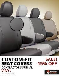 Custom Seat Covers | Truck Seat Covers | Pinterest | Seat Covers ...