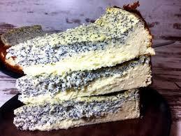mohn quark kuchen mit dinkelgries ohne zucker ohne mehl