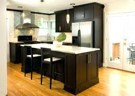 Dark Floors Light Cabinets Kitchen Kitchens With Wood And Black Extraordinary Tile Laminate