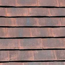marley clay plain acme camber roof tile antique log