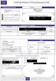 inscription chambre de commerce auto entrepreneur identifiant tva intracommunautaire arnaque aux chefs d entreprise