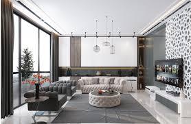 100 Modern Luxury Design Inspiration Ultra Apartment Apartments Plants