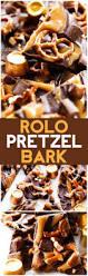 Utz Halloween Pretzels by Best 25 Rolo Pretzel Treats Ideas On Pinterest Rolo Pretzels