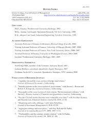 Resume Examples Harvard ResumeExamples