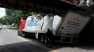 Tractor Trailer Hits Schenectady Overpass, Shears Off Roof | WRGB 2004 Lockheed Martin Himars 6x6 Military Semi Tractor G Wallpaper Lancaster Pa Ih Tractor Truck 1961 Zippo Lighter Henry Sons Monowheel Wikipedia Martinbrower Company Llc Rosemont Il Rays Photos Augustine On Twitter Oppd Driver Of Trailer Lost John Deere 6220 4wd Martins Garage Its A 500pound And Now Its Selfdriving Restored 1957 White 3000 Coe Peterbuilt Caterpillar V8 Jeff Auctioneers Cstruction Industrial Farm Lego 42070 Technic All Terrain Tow 710 Waterson Pin By Stu Recovery Trucks Pinterest Military Vehicle