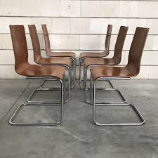 Set Of 6 Bent Plywood Dining Chairs, Italy 1970s Bat Ding Chair New Ding Room Chairs Offer Style And Comfort Italian Tan Leather Safari From Ibisco Sedie 1970s Set Of 4 Dandyb Chair By Colico Modern Imaestri Societa Compensati Curvati Scc Monza Chairs Italy Design Wood Table Fniture Tables Five Midcentury Plywood Iron Made Six Societ Roche Bobois Paris Interior Design Contemporary Fniture Thonet No 17 Chrome Set Four Vintage Glass Table