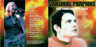 Smashing Pumpkins Chicago Tapes by T U B E Smashing Pumpkins Exit Under Burning Skies Sbdd Flac