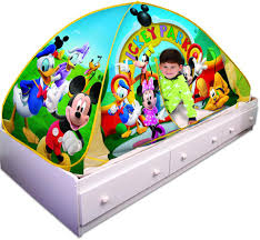 Twin Bed Tent Topper by Disney Mickey Mouse Bed Tent Toys