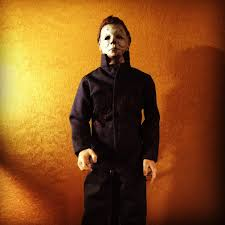 Halloween Michael Myers Gif by New Ones Customs H281 Kitbash Horror Amino
