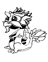 DragonVale Rainbow Dragon