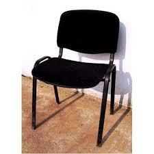 chaise visiteur bureau chaise legere en acier epoxy pour bureau visiteur siege empilable