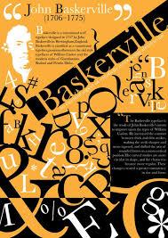 30 Creative Type Specimen Posters