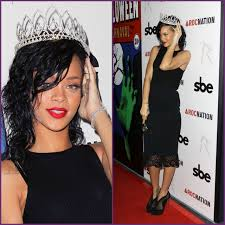 West Hollywood Halloween Parade by Rihanna Crowned Queen Of West Hollywood Halloween Carnaval