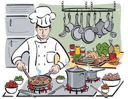 Restaurant Chef Cliparts 2527176