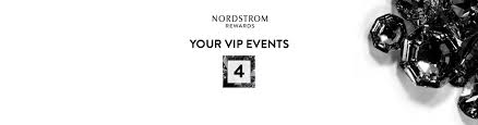 Nordstrom Rewards Store Events VIP Access