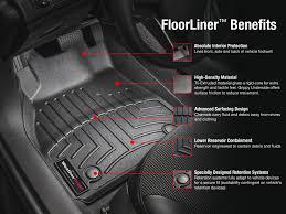 Floor Liners By WeatherTech