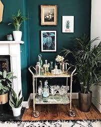 coole dunkel türkise wand wohnzimmerfarbe wohnzimmer